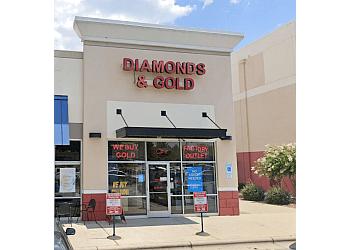 Fayetteville jewelry Diamonds and Gold Inc.