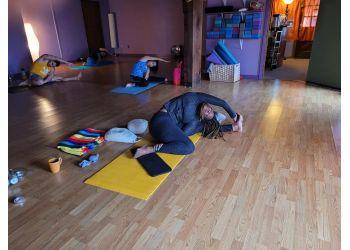 Grand Prairie yoga studio Diana's School of Yoga