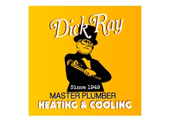 Overland Park hvac service Dick Ray Master Plumber Heating and Cooling