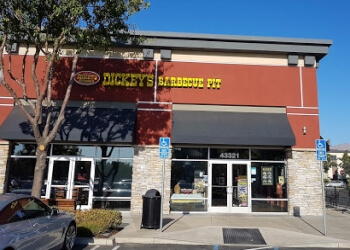 Fremont barbecue restaurant Dickey's Barbecue Pit