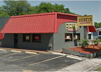 St Petersburg barbecue restaurant Dickey's Barbecue Pit