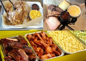 Visalia barbecue restaurant Dickey's Barbecue Pit