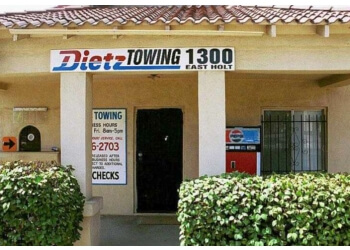 Ontario towing company Dietz Towing