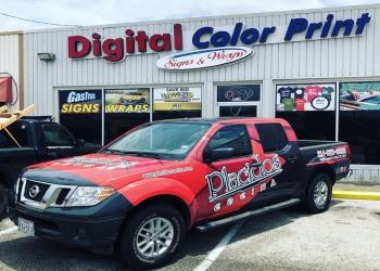 Garland printing service Digital Color Print Sings & Wraps