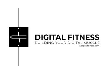 Madison web designer Digital Fitness