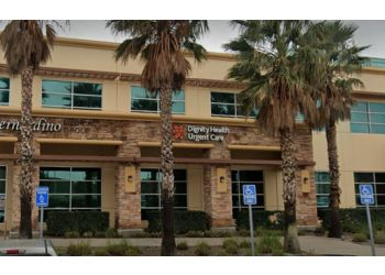 Fontana urgent care clinic Dignity Health Urgent Care