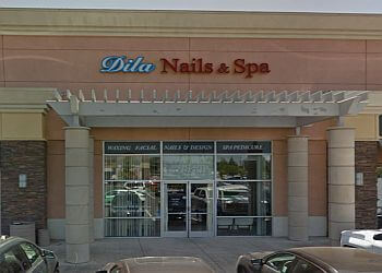 Stockton nail salon Dila Nails and Spa