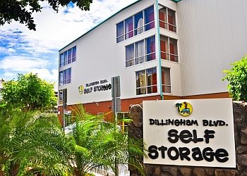 Honolulu storage unit Dillingham Blvd Self Storage
