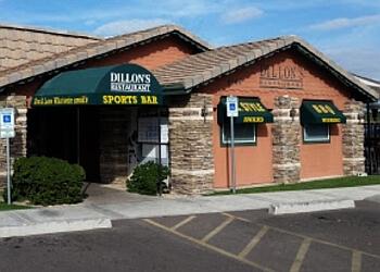 Peoria barbecue restaurant Dillon's Restaurant