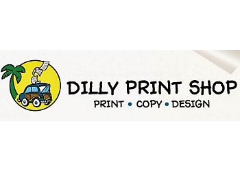 Honolulu printing service Dilly Print Shop
