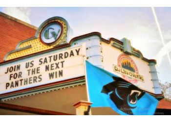 Charlotte sports bar Dilworth Neighborhood Grille