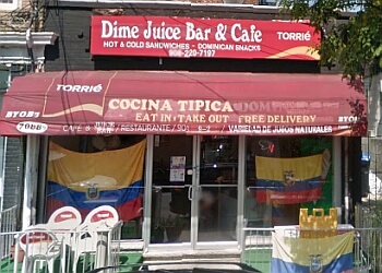 Elizabeth juice bar Dime Juice Bar & Cafe