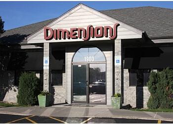 Sioux Falls hair salon Dimensions Salon & Spa