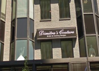 Chicago bridal shop Dimitra's Bridal Couture