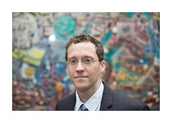 Philadelphia patent attorney Dimitri Dovas