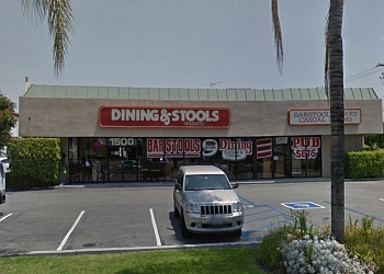 Anaheim furniture store Dining & Stools Unlimited
