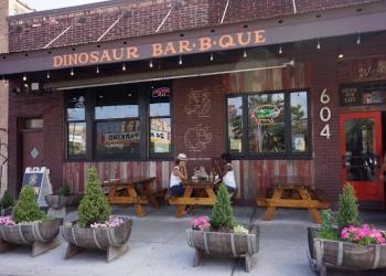 New York barbecue restaurant Dinosaur Bar-B-Que