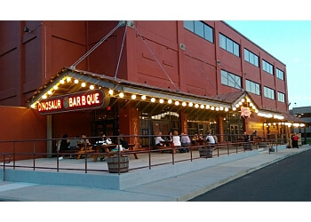 Stamford barbecue restaurant Dinosaur Bar-B-Que