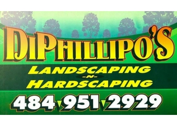 Allentown landscaping company Diphillipo's Landscaping