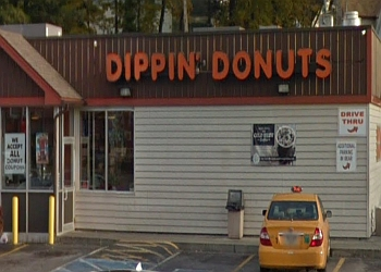 Worcester donut shop Dippin Donuts
