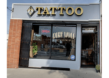 Thousand Oaks tattoo shop Dire Wolf Tattoo & Fine Art