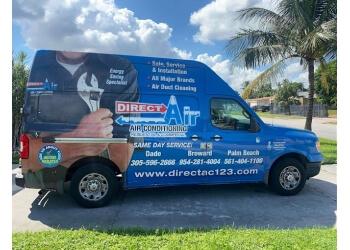 Miami hvac service Direct Air Conditioning