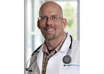 Cincinnati primary care physician Dirk Roderick Hines, MD