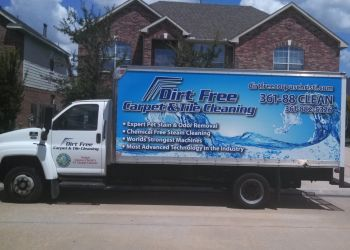 Corpus Christi carpet cleaner Dirt Free Carpet & Tile Cleaning