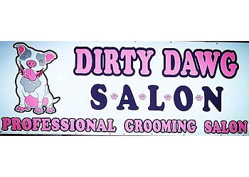 Worcester pet grooming Dirty Dawg Salon