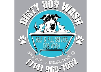 Huntington Beach pet grooming Dirty Dog Wash