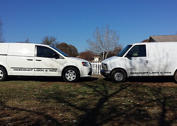 Winston Salem locksmith Discount Lock & Key, LLC.