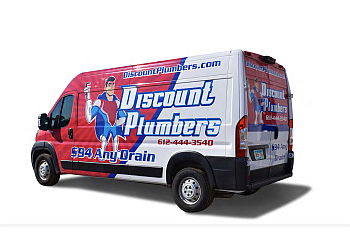 Minneapolis plumber Discount Plumbing and Drain Cleaning