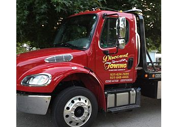 Clarksville towing company Discount Towing Service