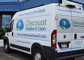Honolulu window company Discount Windows & Doors