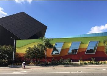 Santa Ana places to see Discovery Cube Orange County
