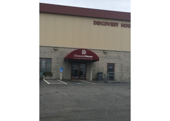 Providence addiction treatment center Discovery House Comprehensive Treatment Center of Providence