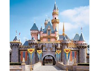 Anaheim amusement park Disneyland