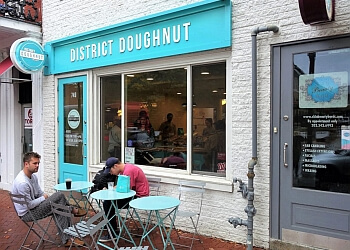 Washington donut shop District Doughnut