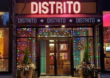 Philadelphia mexican restaurant Distrito