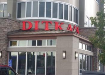 Pittsburgh steak house Ditka's Restaurant