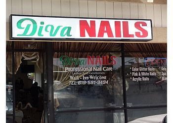 Chula Vista nail salon Diva Nails