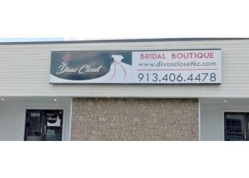 Kansas City bridal shop Divas Closet Bridal Boutique