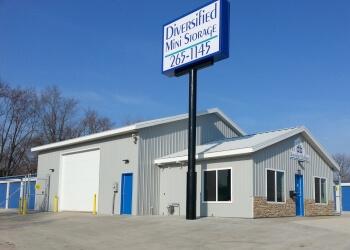 Cedar Rapids storage unit Diversified Mini Storage LLC