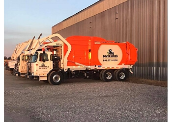 Amarillo junk removal Diversified Waste Management, Inc.