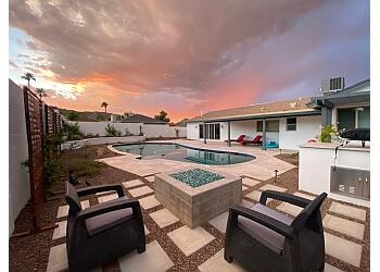 Phoenix lawn care service Divine Design Landscaping
