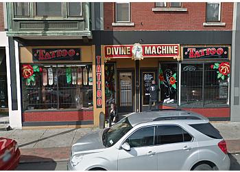Buffalo tattoo shop Divine Machine Tattoo