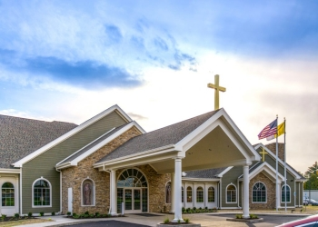 Fort Wayne funeral home Divine Mercy Funeral Home