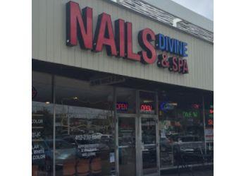 Pittsburgh nail salon Divine Nails & Spa