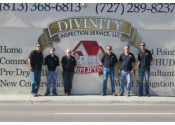 Tampa home inspection Divinity Inspection Service, LLC