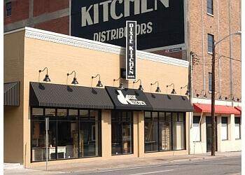 Knoxville custom cabinet Dixie Kitchen Distributors, Inc.